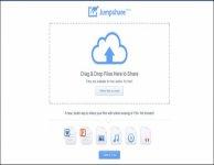 Быстрый обмен файлами, ресурс Jumpshare