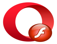 Как включить Flash Player в браузере Opera