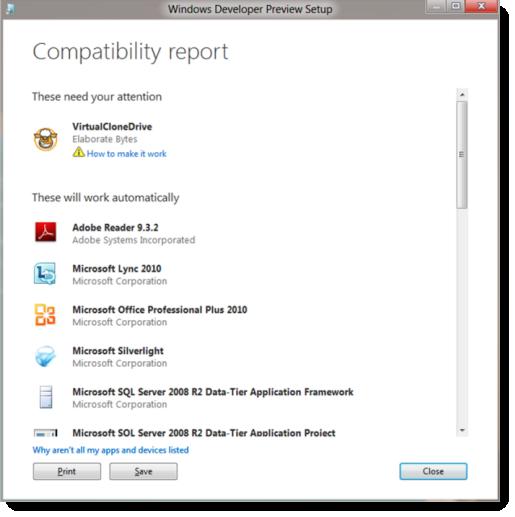 Установка Windows 8: основные нововведения