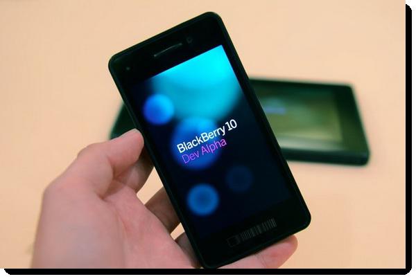 RIM BlackBerry 10 – операционная система для смартфонов и планшетов будущего