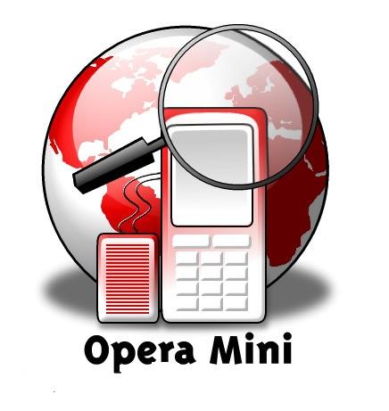 Opera Mini не пускает россиян в Twitter