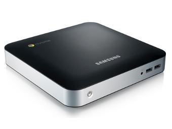 "Samsung выпустила компьютер-""коробочку"" на базе Chrome OS"