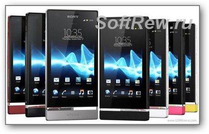 Компания Sony выпустит водонепроницаемые смартфоны