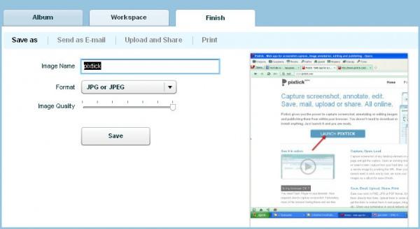 Обзор сайта Pixtick. Снимаем скриншоты в режиме онлайн
