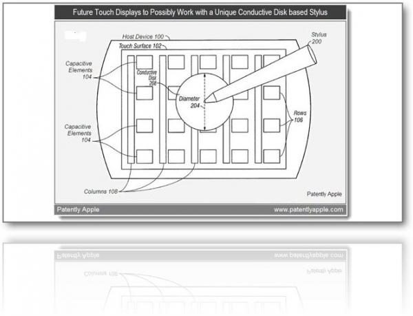 Компания Apple запатентовала стилус с обратной связью