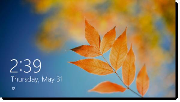 Windows 8: новая ошибка Microsoft?
