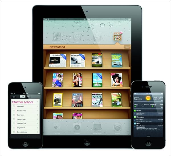 Компания Apple делится подробностями о мобильной iOS