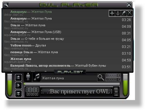 OWL Player