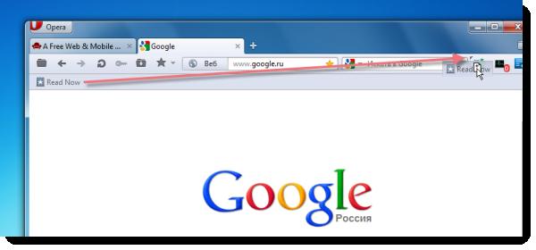 Readability – обзор необычного веб-сервиса