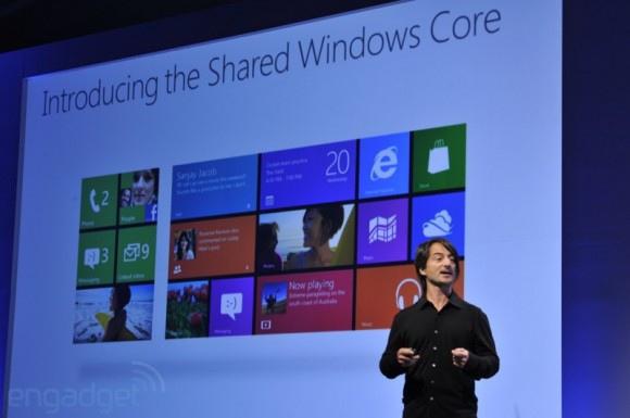ОС Windows Phone 8 официально представлена Microsoft