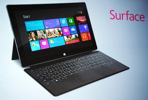 Pegatron Technology будет производить планшеты Microsoft Surface
