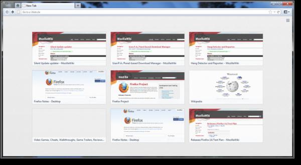 Вышел браузер Mozilla Firefox 13