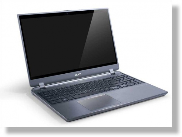 Представлены ультрабуки Aspire Timeline Ultra M5 от компании Acer