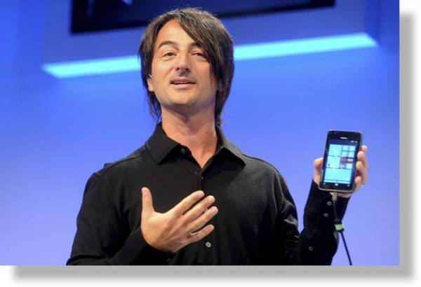 Настоящее объединение Windows Phone 8 и Windows 8