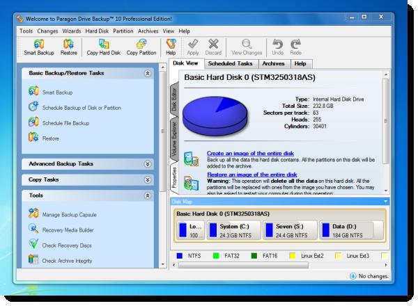 Программы для резервного копирования данных