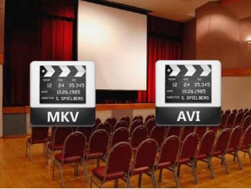 Как конвертировать MKV в AVI?