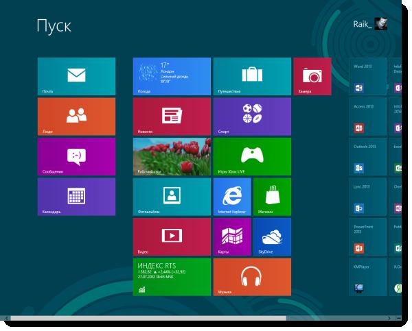 Windows 8: более 50 советов по работе с новой системой. Часть 1