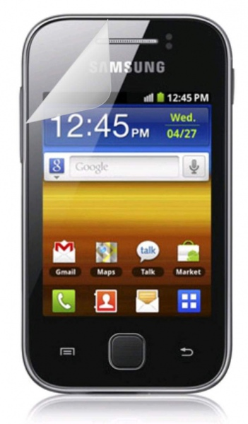Samsung S5360 Galaxy Y – обзор