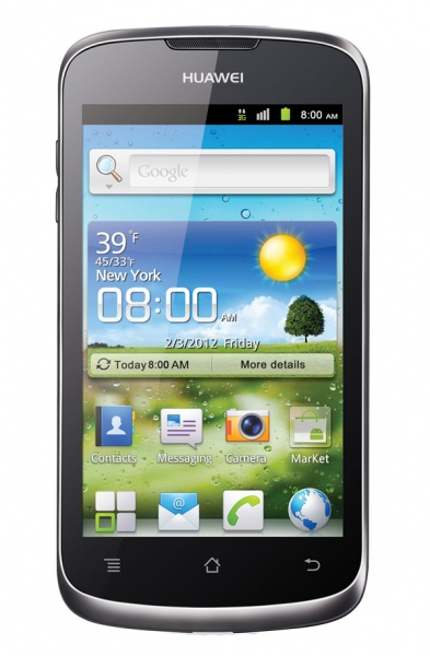 Обзор телефона Huawei Ascend G300