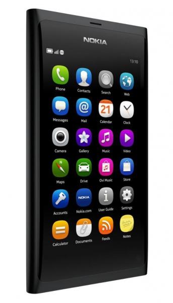 Nokia N9 обзор