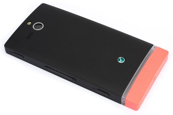 Смартфон Sony Xperia U обзор
