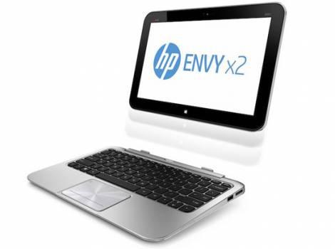 Компния HP выпустит три новых ноутбука на основе Windows 8