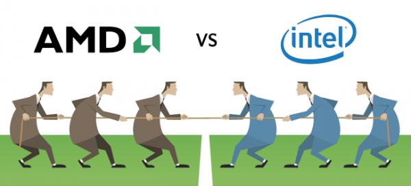 Современные процессоры Intel и AMD