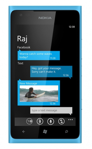 Nokia Lumia 900 обзор