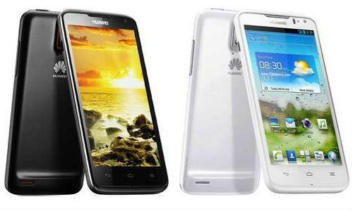 Смартфон Huawei Ascend D1 Quad