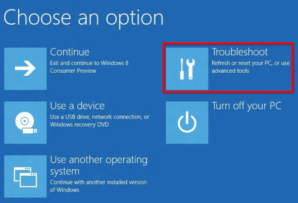 Как получить доступ к BIOS на компьютере с Windows 8