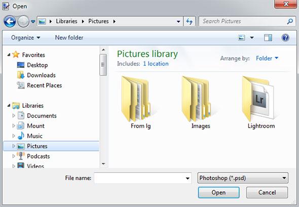 открыть PSD с помощью Paint.NET + PSD Plugin