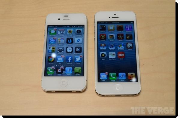 iPhone 5 – первый взгляд