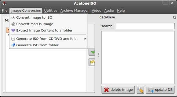 Создание и монтирования ISO образов. Обзор программ