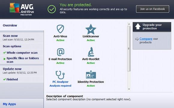 Сравнение бесплатных антивирусов: выбираем из 5 самых популярных