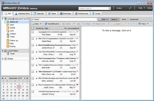 5 лучших бесплатных почтовых клиентов для Windows