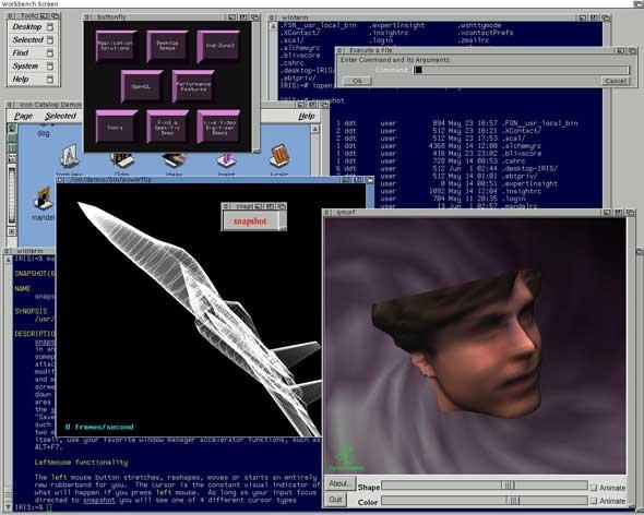 DOS не была одинока: забытые операционные системы прошлого