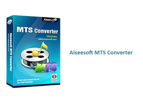Aiseesoft MTS Converter. Универсальный аудио и видеоконвертер