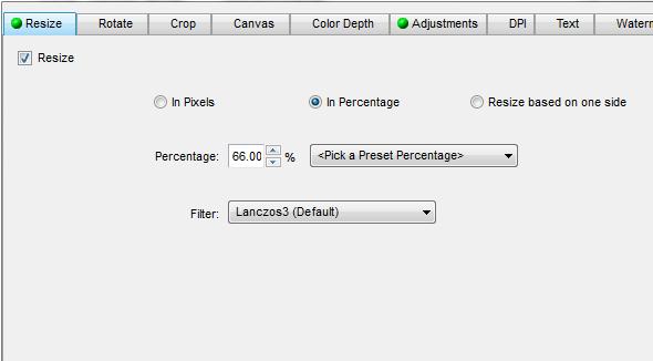 7 Бесплатных программ для Пакетного редактирования изображений