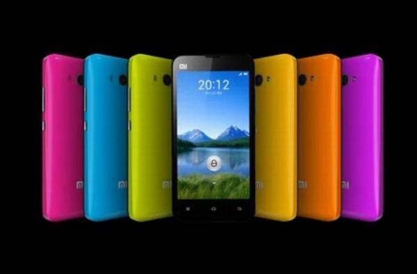 Смартфон Xiaomi MI-2 MIUI