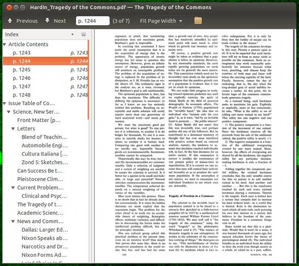 4 лучших PDF просмотрщика для Linux