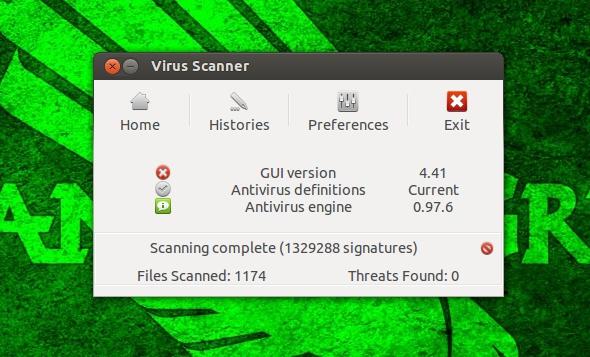 Ubuntu Live CD - лечим от вирусов Windows