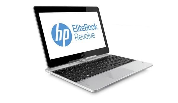 Гибридный ноутбук HP EliteBook Revolve
