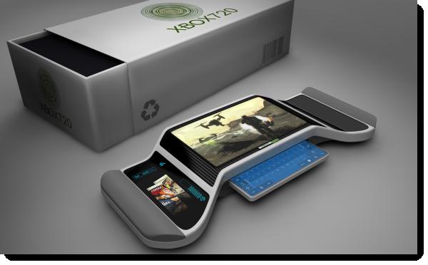Новая Xbox от Microsoft