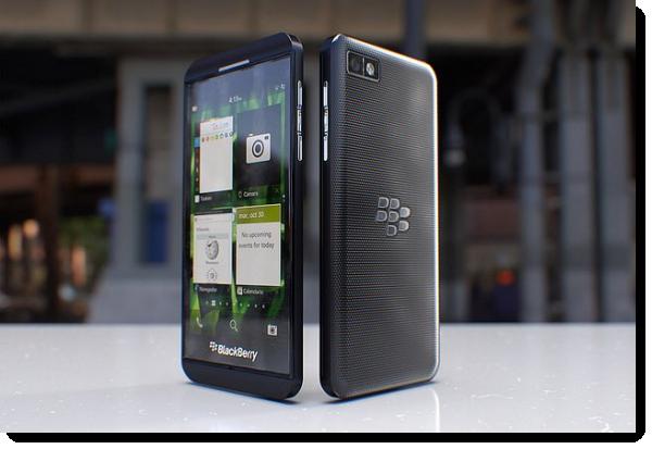 BlackBerry представила первые смартфоны под управлением новейшей ОС