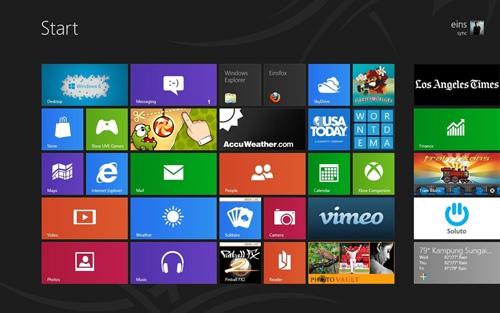 Настраиваем функцию обновлений в Windows 8