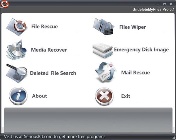 Восстановления удаленных файлов на разных типах носителей