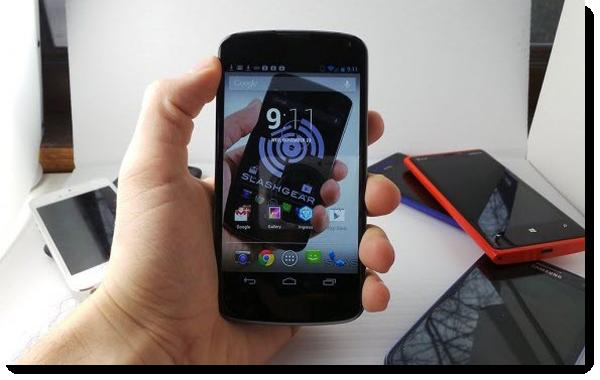 Google X Phone: всё, что известно на данный момент