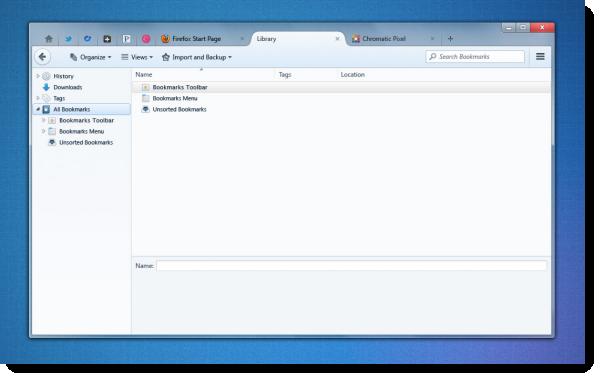 Firefox Australis – новый дизайн известного браузера