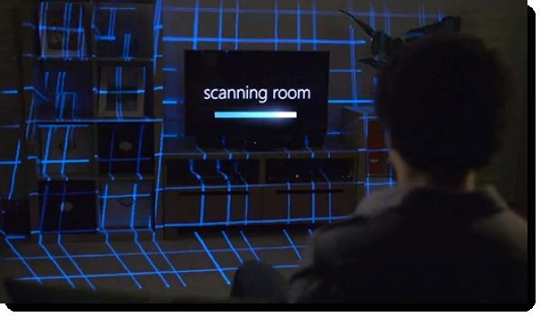 Новая Xbox: Kinect 2 и IllumiRoom