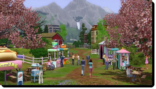 Анонс The Sims 4 и Star Wars на движке Frostbite 3